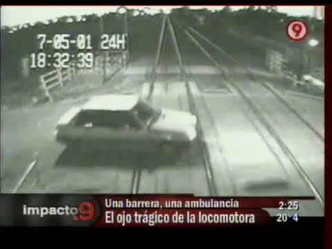 Accidentes Graves de Tren