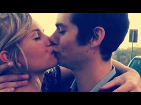 Dylan O'Brien & Britt Robertson  -  Perfect