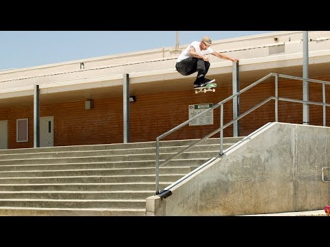 "Dakota Servold's ""Souvenir"" Part"