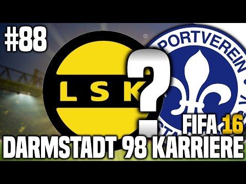 FIFA 16 KARRIEREMODUS #88 - EUROPALEAGUE - JA ODER NEIN?! | FIFA 16 KARRIERE SV DARMSTADT 98 [S3EP6]