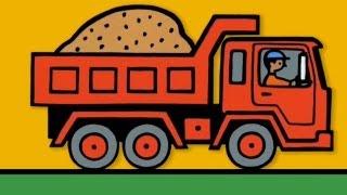 Мультфильмы про машинки - Рабочие Грузовики - детское приложение для iPAD