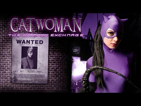 Catwoman (The Diamond Exchange)