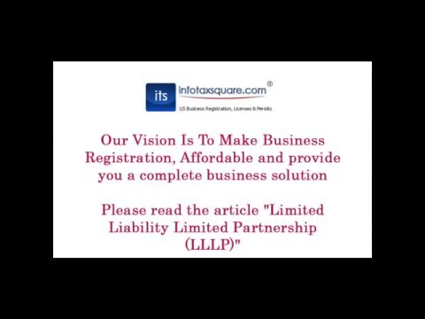 Limited Liability Limited Partnership LLLP