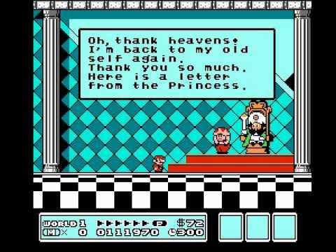 Super Mario Bros 3 - Vizzed.com Play - User video