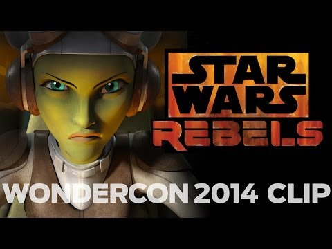 Star Wars Rebels: WonderCon 2014 Exclusive Clip