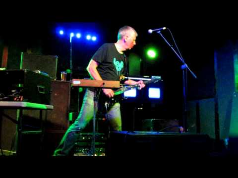 Greg Ginn - Eavesdrop - Live at Mojo's, Columbia, 2012