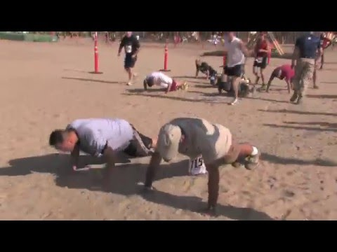 Marine Corps WILD Bootcamp Drill Instructors FACE SCREAMS! CNN iReport