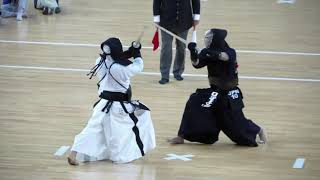 17 World Kendo Championships 2018, Men's Team Final