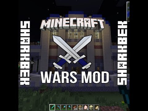Descargar Wars Mod mods minecraft