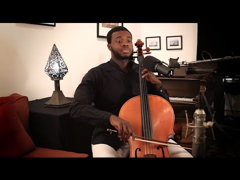Prelude from Bach Cello Suite No1  Kevin KO Olusola