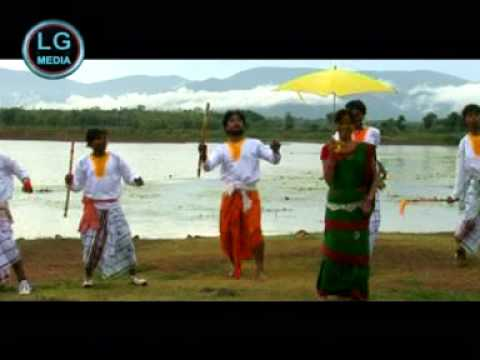 Dinge Tikin........(santali Traditional Song) video