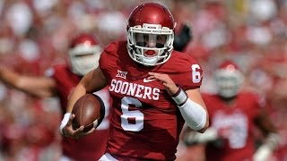 Oklahoma's Baker Mayfield Makes Case For Heisman | CampusInsiders
