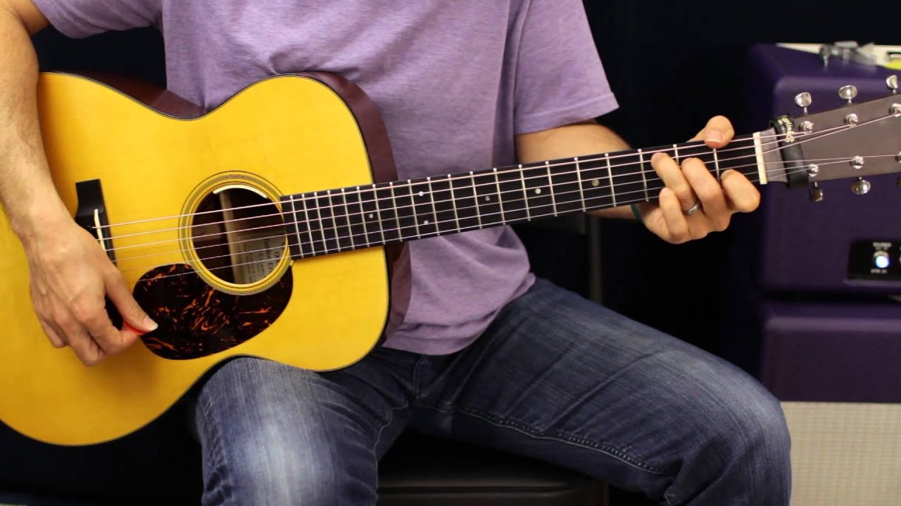 ... Mars When I was Your Man - Chords - Acoustic Guitar Lesson - YouTube