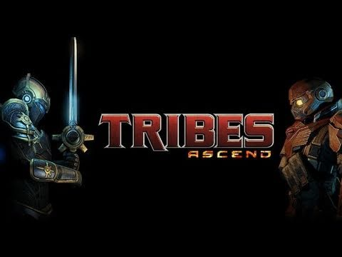 Tribes Ascend - Announcement trailer