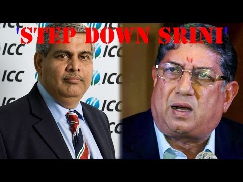 Exclusive: Scrap IPL 2014, says Shashank Manohar