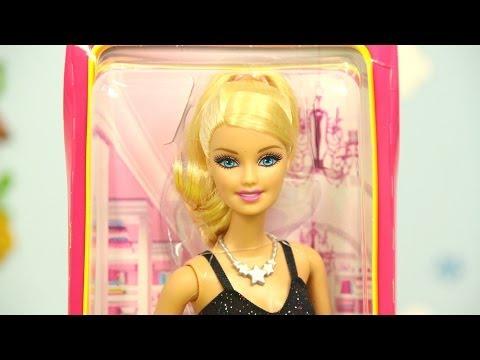 Party Glam Barbie / Barbie - Barbie I Jej Modne Przyjaciółki - Fashionistas - BCN36 BCN37