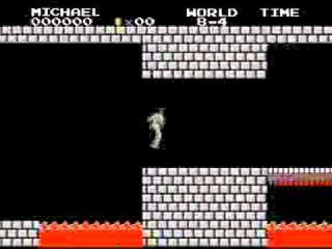 Michael Jackson vs Super Mario Bros. Niveles