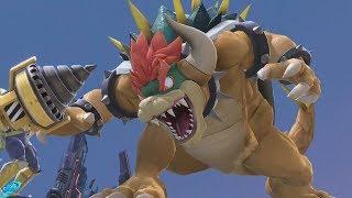 SUPER SMASH BROS ULTIMATE All Final Smashes (Smash Bros Ultimate)