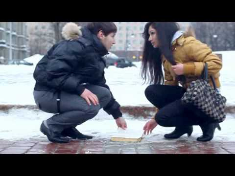Девушка азербайджанка парень армянин Классная песня - YouTube