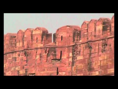 Agra Fort (आगरा का किला) located in Agra, Uttar Pradesh, India.