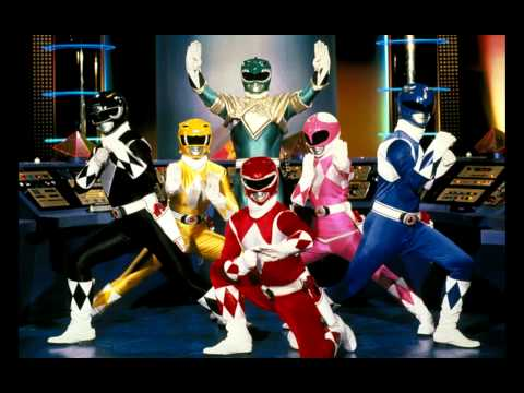 The Mighty Morphin Power Rangers Theme (DubStep Remix by Steeblur...