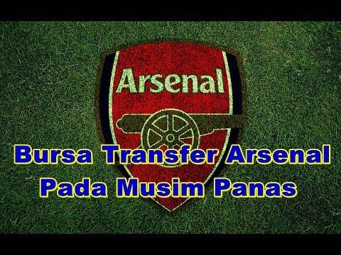 Bursa Transfer Arsenal - Inilah 5 Pemain Incaran Arsenal Pada Musim Panas 2017/2018