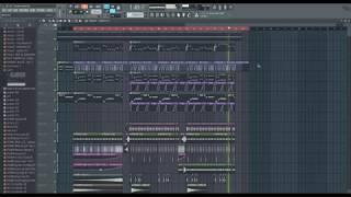 Dzeko vs Aspyer feat. Matluck - Try Not To Love You (Remake + FREE FLP)