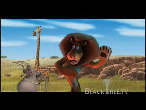 Will.i.am - i Like To Move It  Madagascar 2: Escape 2 Africa video