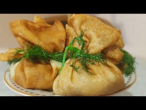 Блинчики с жюльеном по-цыгански. Масленица. Gipsy cuisine.