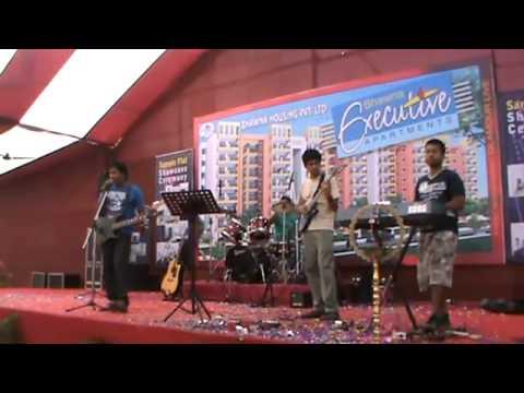 Rock Band Delhi   1 3 hai kya woh jo tere mere darmiyaan