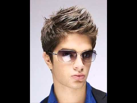 Hair Style Boys Photos : Boys Hair Styles - YouTube