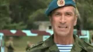 Rosyjska piosenka wojskowa