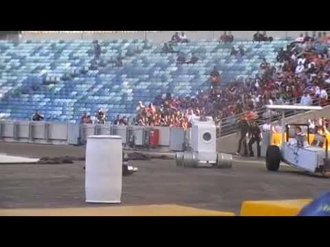 Top Gear Festival Durban 2014: Home made electric cars
