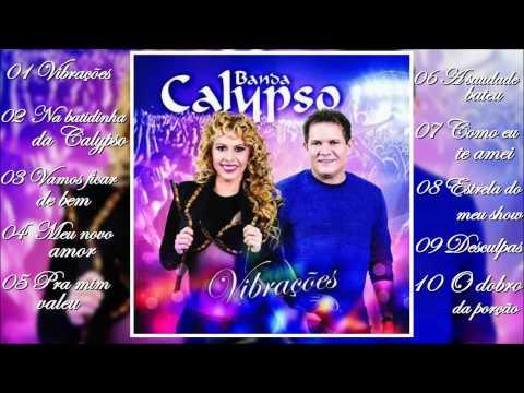 Banda Calypso - Vibrações [ CD Completo]