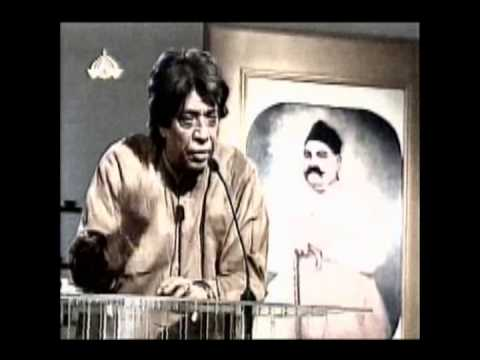 USTAD BADE GHULAM ALI KHAN KHERAJ TEHSEEN FROM PTVLAHORE CENTER...