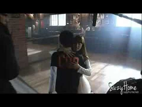 [dream High Bts] Suzy + Kim Soo Hyun - 'boom Boom Pow Dance' Dance Practice Cut video