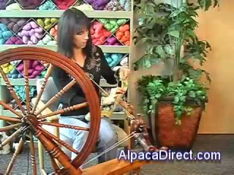 Spinning Wheel Basics