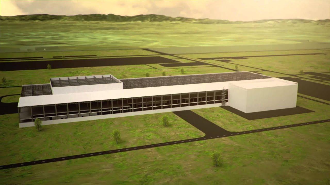 Vision Aurtomotriz Nueva Planta De Audi Ag En San Jos 233