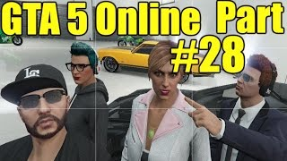 The FGN Crew Plays: GTA 5 Online #28 - Stinky Pits (PC)