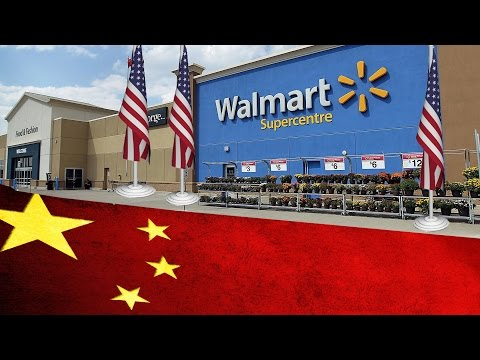 Walmart Lies About Made in America Products