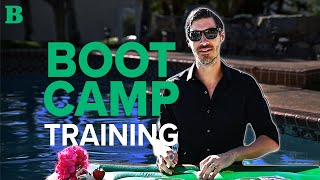 Interested in a Blackjack Bootcamp?