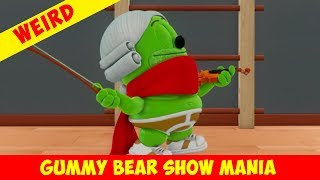 """""""The Violin"""" but the Episode is OUT OF TUNE - Gummy Bear Show MANIA"""