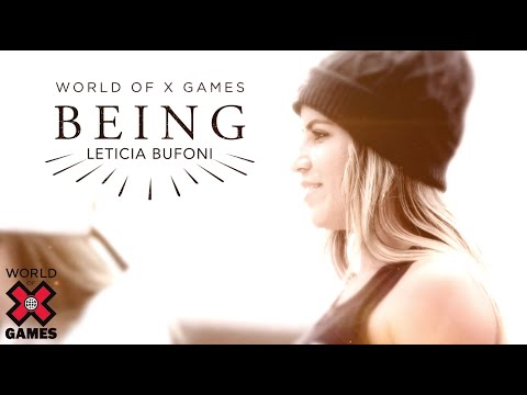 Leticia Bufoni: BEING | World of X Games