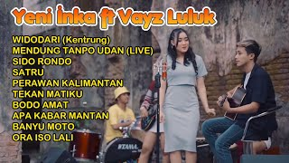 Download lagu Yeni Inka ft Vayz Luluk Widodari Kentrung Full Album Terbaru 2021