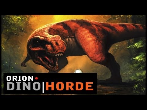 Orion: Dino Horde - Deinosuchus