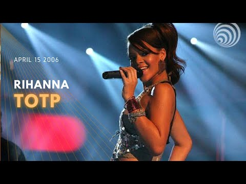 2006 Rihanna at Top of the Pops