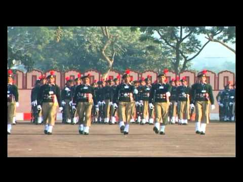 NCC SONG DIRECTED BY S AKASH EX CADET NCC RDC 1987 NER