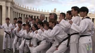 #THF Roma Vatican City, #Taekwondo
