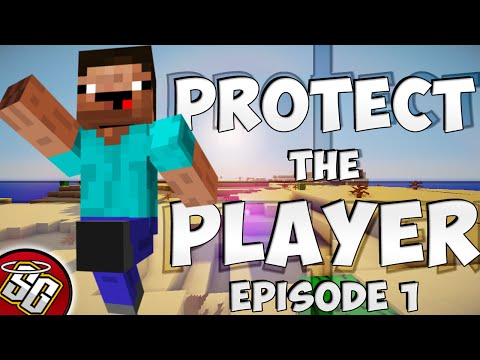Protect The Player | ep. 1 | Minecraft Hunger Games