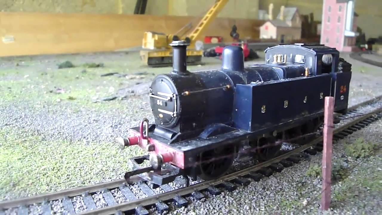 Hornby Jinty 3f Tank Review S Amp Djr Youtube